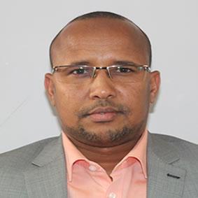 Mr. Abdiaziz Bulle Yarrow